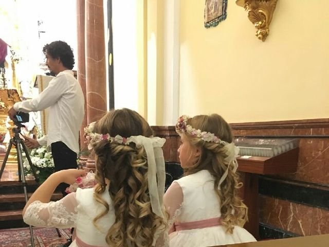 La boda de Santi y Patri en Dos Hermanas, Sevilla 1