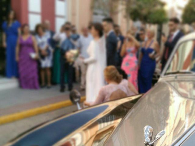 La boda de Santi y Patri en Dos Hermanas, Sevilla 2