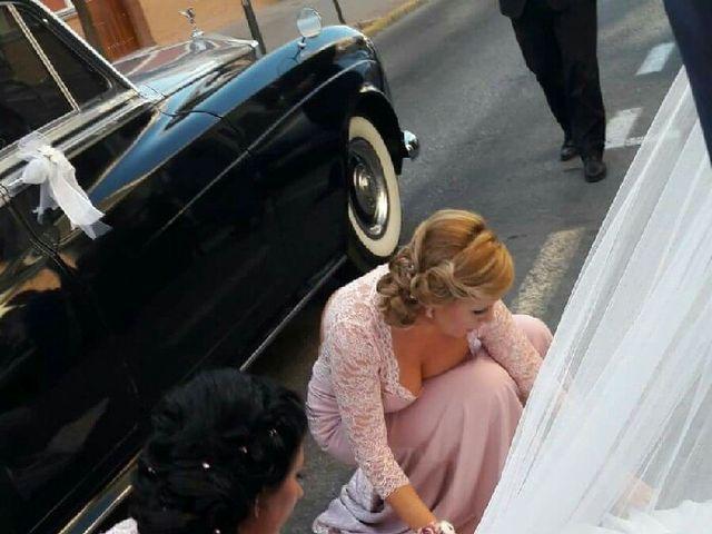 La boda de Santi y Patri en Dos Hermanas, Sevilla 4