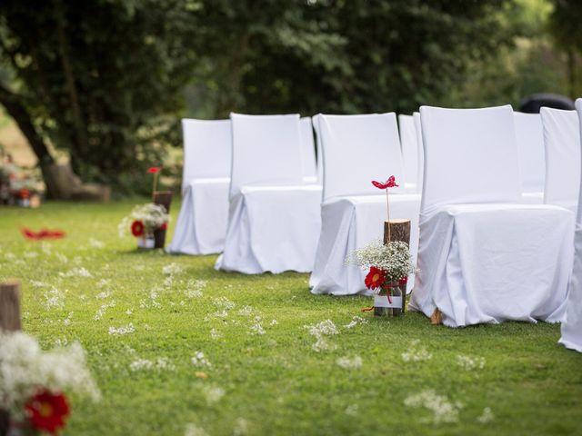 La boda de Eudald y Cristina en Girona, Girona 1