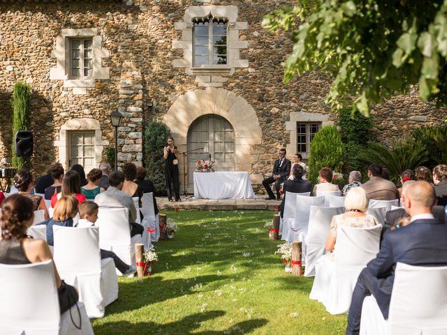 La boda de Eudald y Cristina en Girona, Girona 3