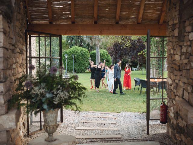 La boda de Eudald y Cristina en Girona, Girona 6