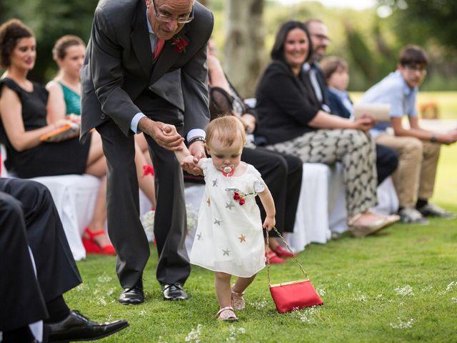 La boda de Eudald y Cristina en Girona, Girona 12