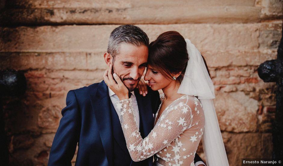 La boda de Alberto y Raquel en Torrenueva, Ciudad Real