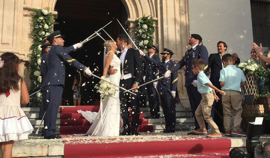La boda de Jennifer  y Ernesto en Algezares, Murcia