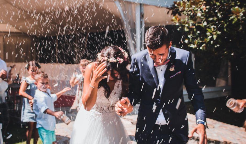 La boda de Toni y Paula en Redondela, Pontevedra