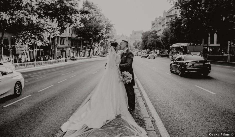 La boda de Javi y Anna en Madrid, Madrid