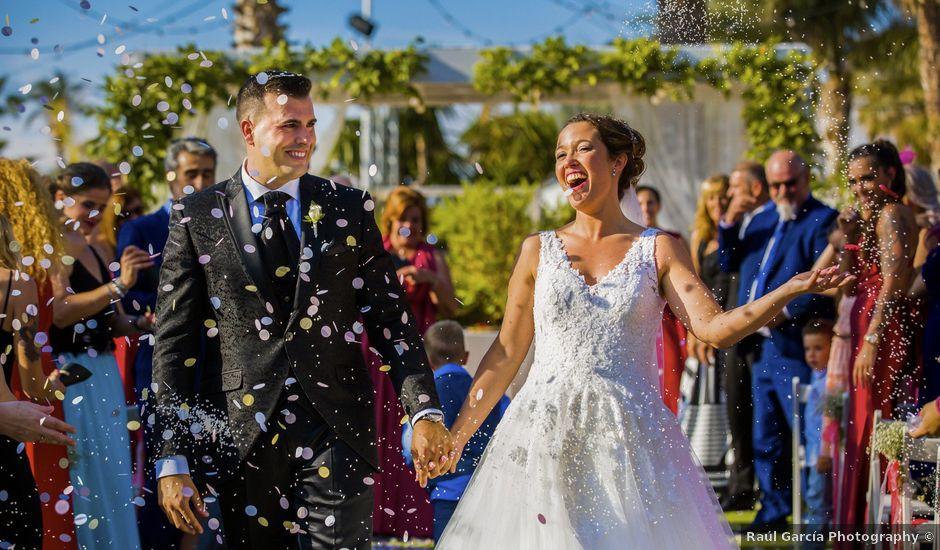 La boda de Angel y Montse en Salou, Tarragona
