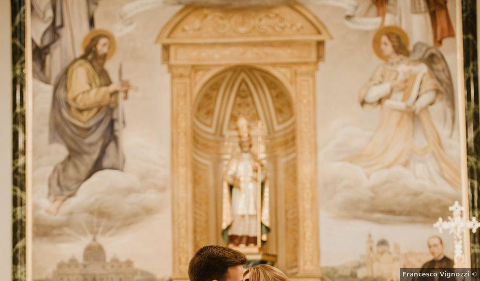 La boda de Paula y Alvaro en L' Alcúdia, Valencia
