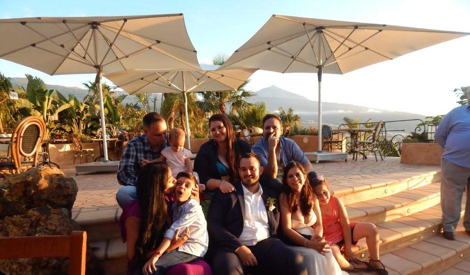 La boda de Juan Marcos y Mariel en La Orotava, Santa Cruz de Tenerife