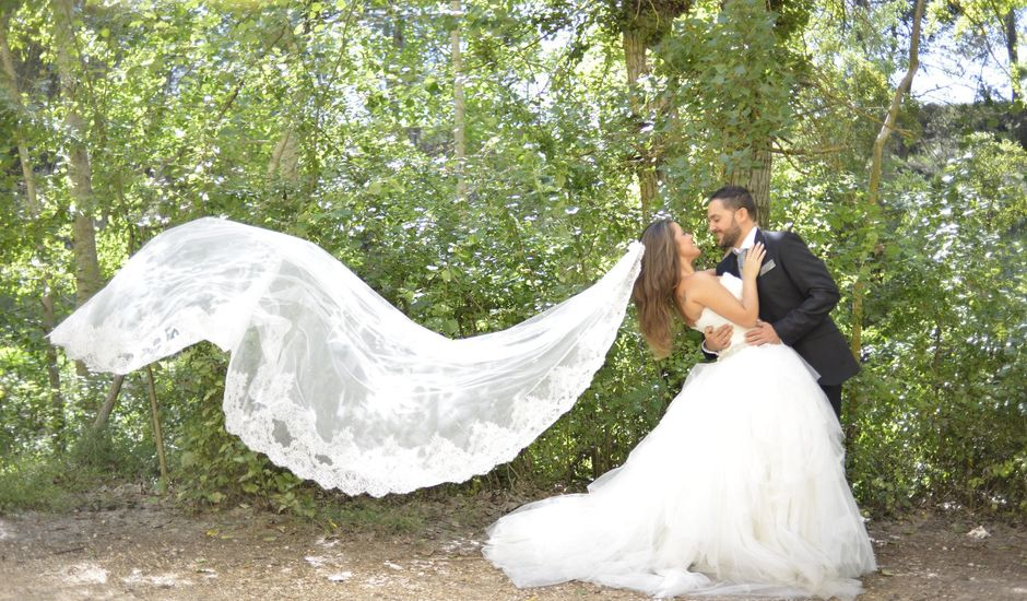 La boda de Antonio y Lidia en Petrer, Alicante