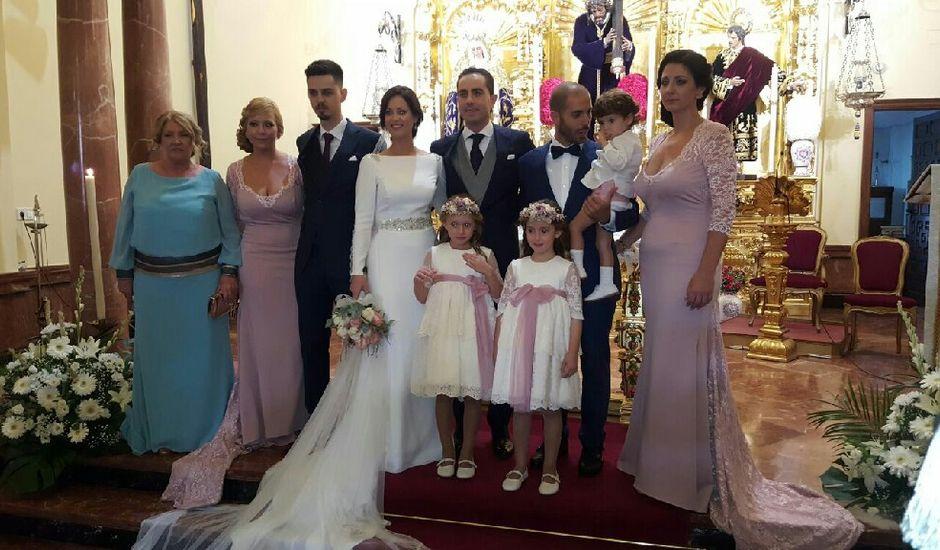 La boda de Santi y Patri en Dos Hermanas, Sevilla