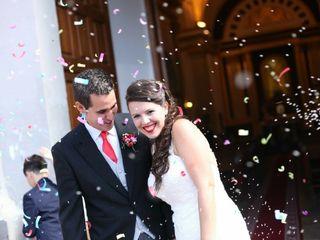 La boda de Rebeca y Jose Luis