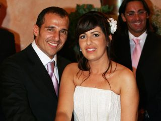 La boda de Valentina y Giuseppe