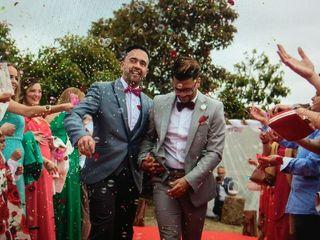 La boda de Juanfra y Ari