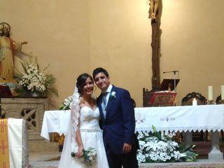 La boda de Macarena y Luís