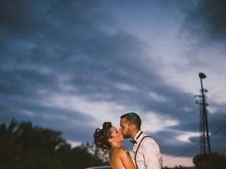 La boda de Lidia  y Alejandro