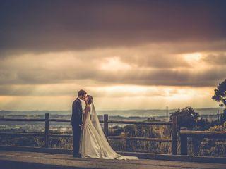 La boda de Celine y Albert