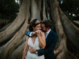 La boda de Paloma y Adrián