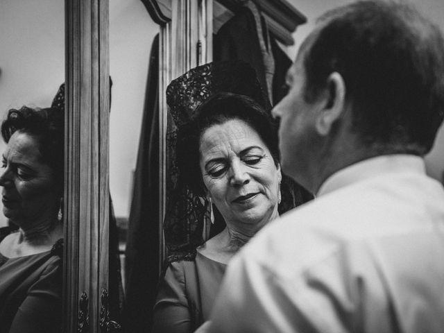 La boda de David y Obdulia en Dos Hermanas, Sevilla 16
