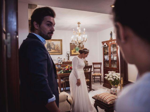 La boda de David y Obdulia en Dos Hermanas, Sevilla 35