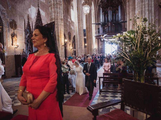 La boda de David y Obdulia en Dos Hermanas, Sevilla 38