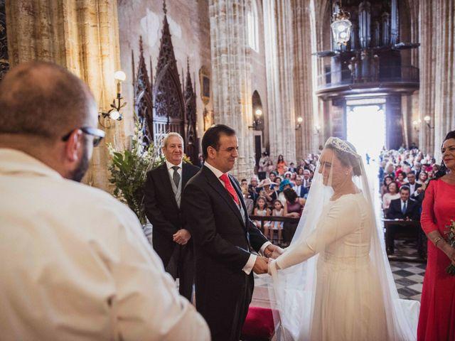 La boda de David y Obdulia en Dos Hermanas, Sevilla 41