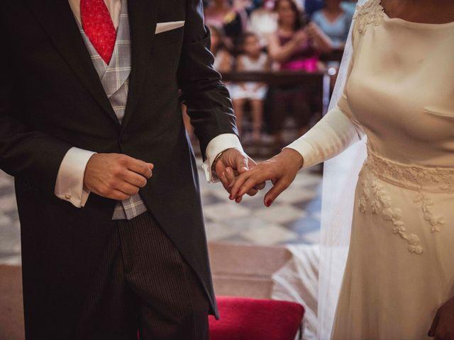 La boda de David y Obdulia en Dos Hermanas, Sevilla 44