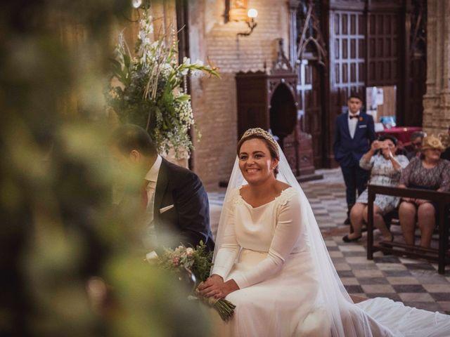 La boda de David y Obdulia en Dos Hermanas, Sevilla 47