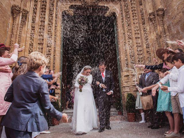 La boda de David y Obdulia en Dos Hermanas, Sevilla 50