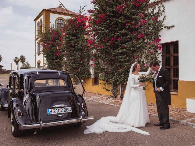 La boda de David y Obdulia en Dos Hermanas, Sevilla 54