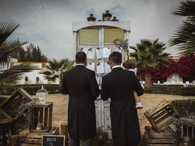 La boda de David y Obdulia en Dos Hermanas, Sevilla 62