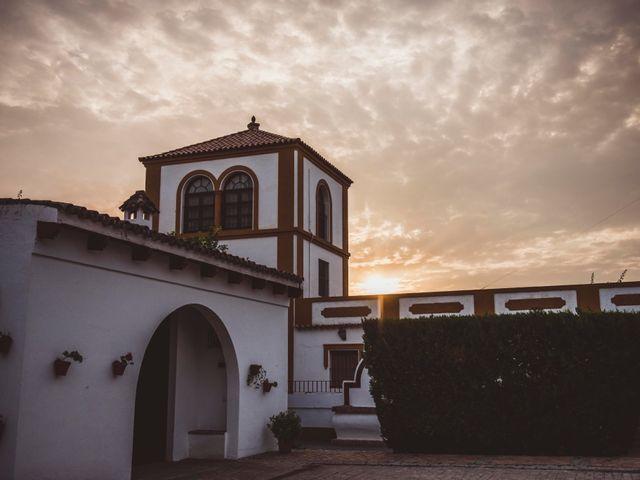 La boda de David y Obdulia en Dos Hermanas, Sevilla 75