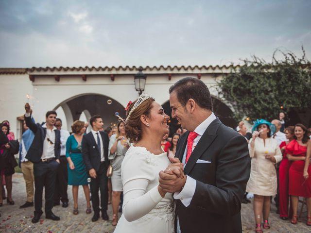 La boda de David y Obdulia en Dos Hermanas, Sevilla 79