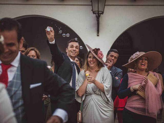 La boda de David y Obdulia en Dos Hermanas, Sevilla 81
