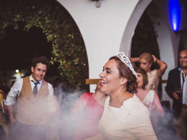 La boda de David y Obdulia en Dos Hermanas, Sevilla 85