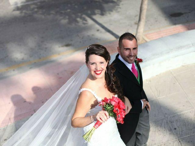 La boda de Jose Luis y Rebeca en San Miguel De Salinas, Alicante 2