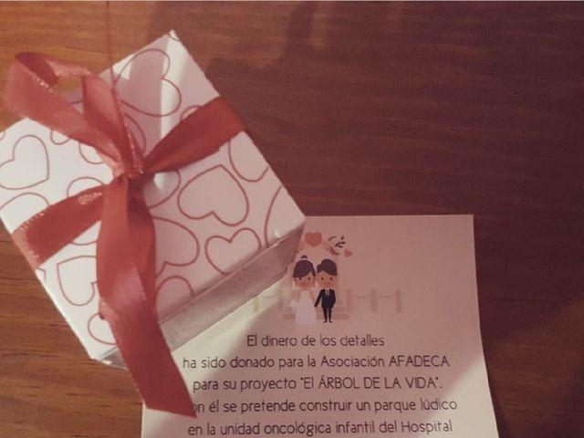 La boda de Jose Luis y Rebeca en San Miguel De Salinas, Alicante 7