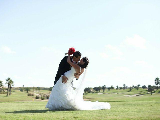 La boda de Jose Luis y Rebeca en San Miguel De Salinas, Alicante 8