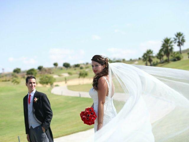 La boda de Jose Luis y Rebeca en San Miguel De Salinas, Alicante 9