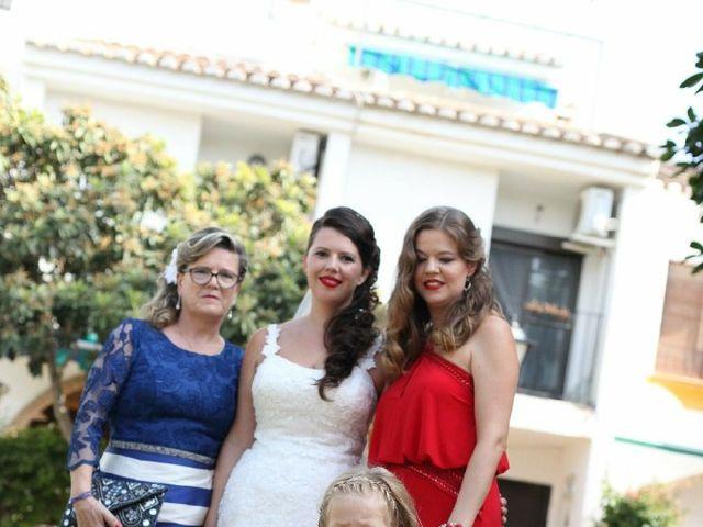 La boda de Jose Luis y Rebeca en San Miguel De Salinas, Alicante 12