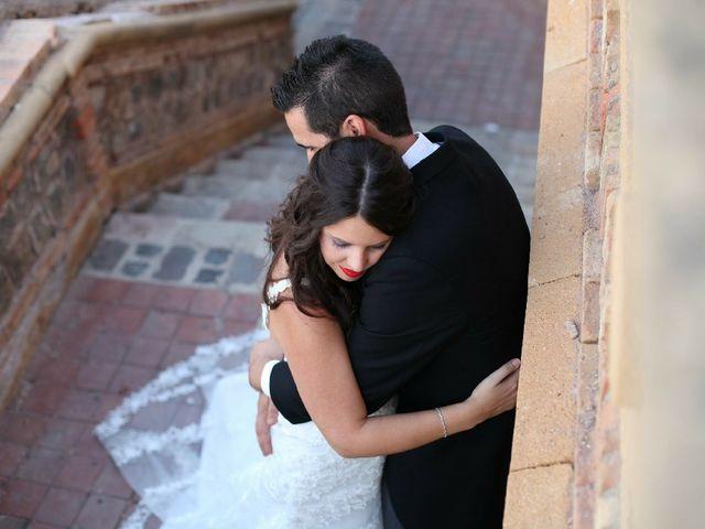 La boda de Jose Luis y Rebeca en San Miguel De Salinas, Alicante 14