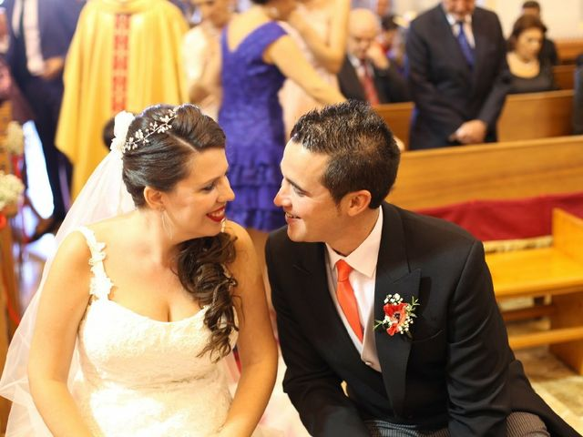 La boda de Jose Luis y Rebeca en San Miguel De Salinas, Alicante 15