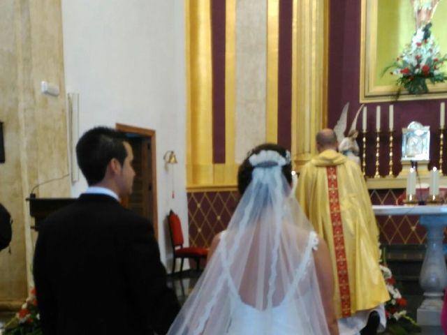 La boda de Jose Luis y Rebeca en San Miguel De Salinas, Alicante 17
