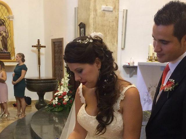 La boda de Jose Luis y Rebeca en San Miguel De Salinas, Alicante 18