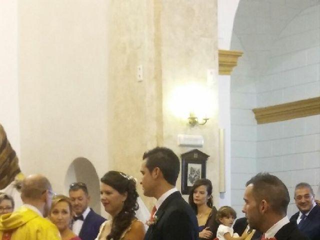 La boda de Jose Luis y Rebeca en San Miguel De Salinas, Alicante 19