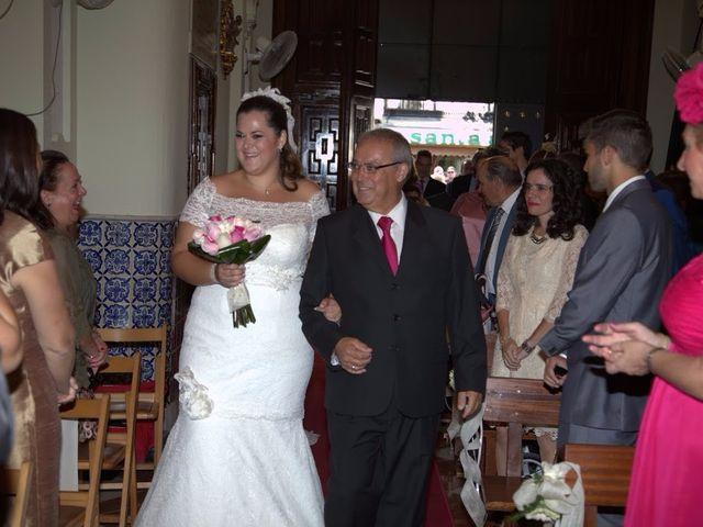 La boda de Ángel y Elizabeth en Sevilla, Sevilla 8