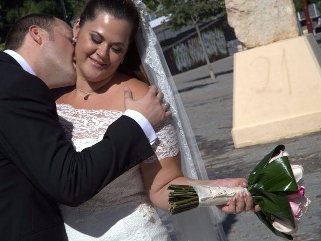 La boda de Ángel y Elizabeth en Sevilla, Sevilla 11