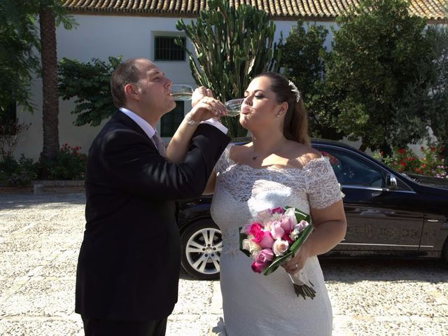La boda de Ángel y Elizabeth en Sevilla, Sevilla 1