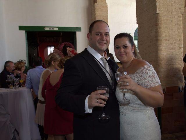 La boda de Ángel y Elizabeth en Sevilla, Sevilla 14